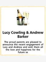 Lucy Cowling - Andrew Barker photo