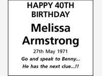 Melissa Armstrong photo