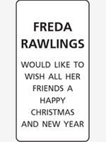 FREDA RAWLINGS photo