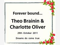 Theo Brainin - Charlotte Oliver photo
