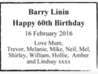 Barry Linin  photo