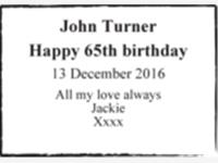 John Turner photo