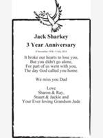 Jack Sharkey photo