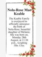 Nola-Rose Mae Keable photo