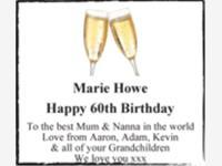 Marie Howe photo