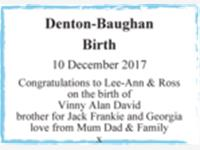 Denton-Baughan photo