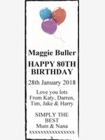 Maggie Buller photo