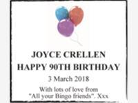 JOYCE CRELLEN photo