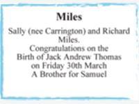 Miles photo