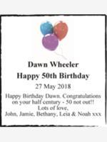 Dawn Wheeler photo