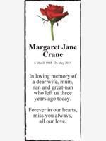 Margaret Jane Crane  photo