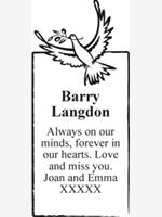 Barry Langdon photo