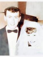 PAT DIAMOND WEDDING ANNIVERSARY photo
