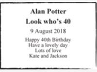 Alan Potter photo
