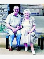 EDNA AND PETER  DUHIG photo