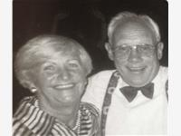 STAMMERS MALCOLM and DIANNE (nee Bye) photo