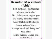 Brandon Mackintosh (Able) photo