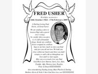 FRED USHER photo