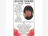 JOANIE MOORE photo