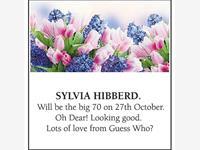 SYLVIA HIBBERD photo