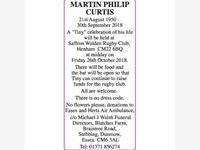 MARTIN PHILIP CURTIS photo
