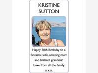 KRISTINE SUTTON photo