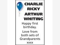 Charlie Ricky Arthur Whiting photo