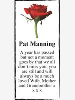 Pat Manning photo
