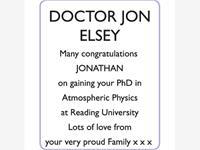 DOCTOR JON ELSEY photo