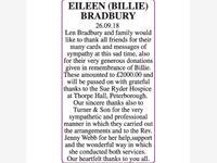 EILEEN  (BILLIE) BRADBURY photo