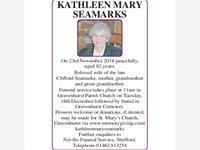 Kathleen Mary Seamarks photo