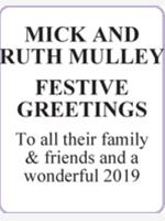 MICK AND RUTH MULLEY photo