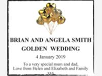 BRIAN AND ANGELA SMITH photo