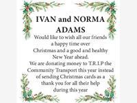 IVAN & NORMA ADAMS photo
