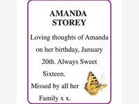 AMANDA STOREY photo
