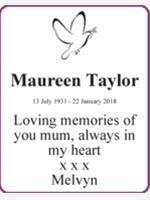 Maureen Taylor photo