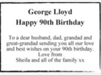 George Lloyd photo