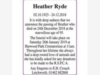 Heather Hyde photo