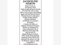 JACQUELINE MARTIN photo