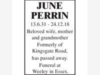 June Perrin photo