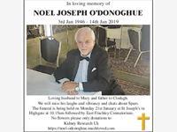 Noel Joseph O'Donoghue photo