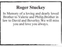 Roger Stuckey  photo