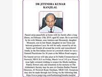 DR JITENDRA KUMAR KANJILAL photo