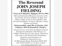 Reverend John Joseph Fielding photo