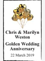 Chris & Marilyn Weston  photo