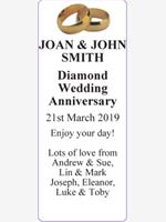 JOAN & JOHN SMITH photo