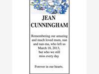 Jean Cunningham photo