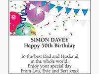 Simon Davey photo
