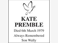 Kate Premble photo
