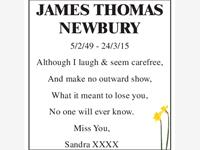 James Thomas Newbury photo